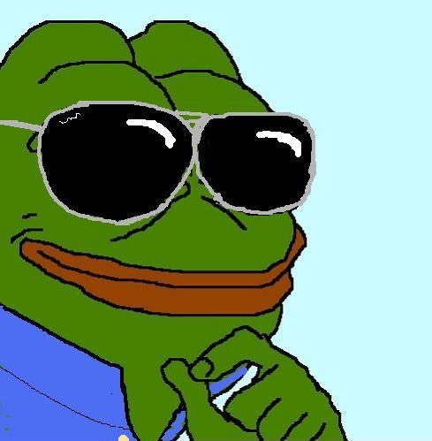 Pepe The Frog Macho