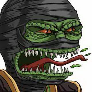 Pepe The Frog Reptile