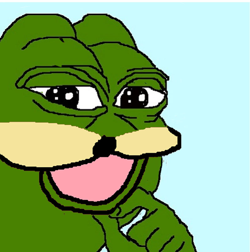 Pepe The Frog Sprudo