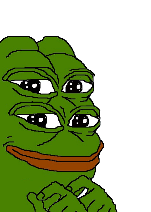 Pepe The Frog 4 eyes