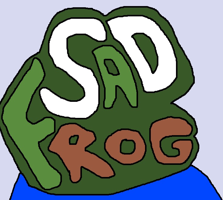 Pepe The Frog Sad frog