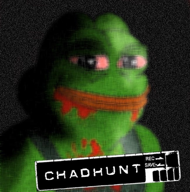 Pepe The Frog Chadhunt