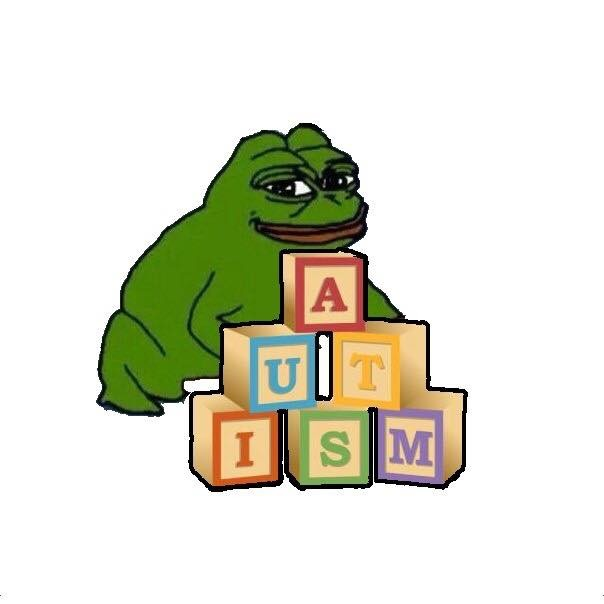 Pepe The Frog Autism Pepe
